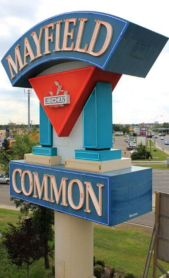 Edmonton Sign Company Pylon Signs