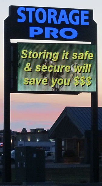Custom Signage LED Sign Grande Prairie