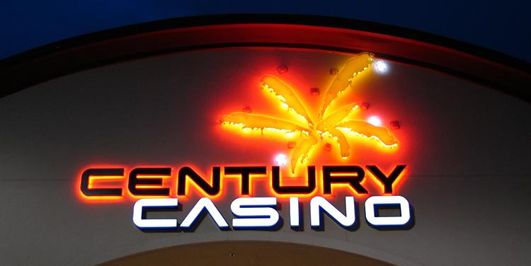 Century Casino Hours